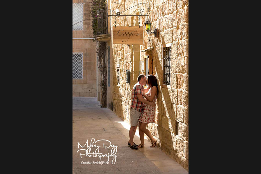 Malta Engagement Photography | Pre-Wedding Photos | Kent Wedding Photographer | Engagement Photographer