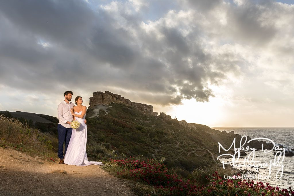 Jon-Natalia-Malta-Beach-Sunset-2017-Website-Gallery-Mykey-Day-Photography-Kent-Wedding-Photographer-3-1024x683 Kent Wedding Photography - How Much Does It Cost?