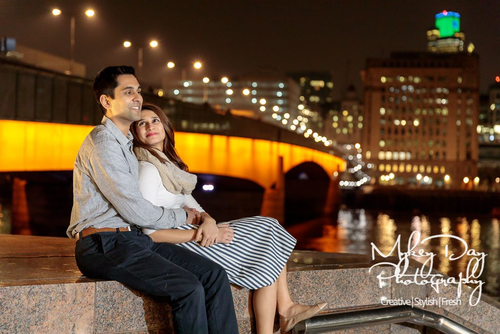 Waseem-Alafiyah-London-Night-Pre-Wedding-Shoot-www.MykeyDay-Photography.com-15-1024x683 Engagement Pictures and Pre-Wedding Sessions: Tips and Advice