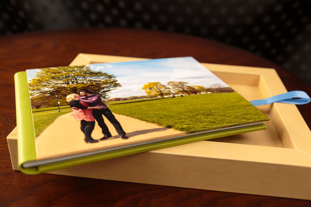 Engagement Guest Book
