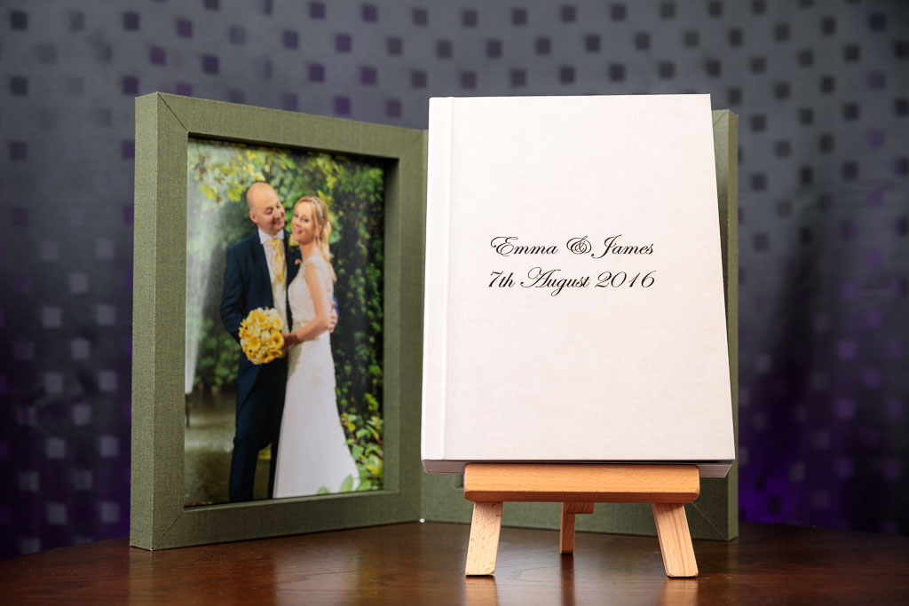 Wedding Album | Engagement Book | Wedding Book | Mykey Day Photography | Kent Wedding Photographer