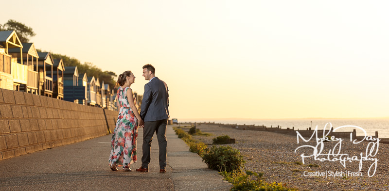 Whitstable-Sunset-Engagement-Pre-Wedding-Photos-Kent-Wedding-www.MykeyDay-Photography.com-24 Whitstable Sunset Engagement Photography - Rachel & Michael