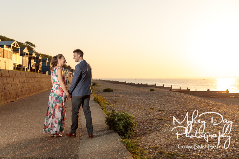 Whitstable-Sunset-Engagement-Pre-Wedding-Photos-Kent-Wedding-www.MykeyDay-Photography.com-25 Whitstable Sunset Engagement Photography - Rachel & Michael