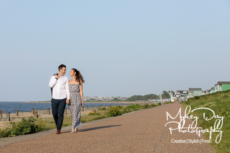 Whitstable-Sunset-Engagement-Pre-Wedding-Photos-Kent-Wedding-www.MykeyDay-Photography.com-4 Whitstable Sunset Engagement Photography - Rachel & Michael
