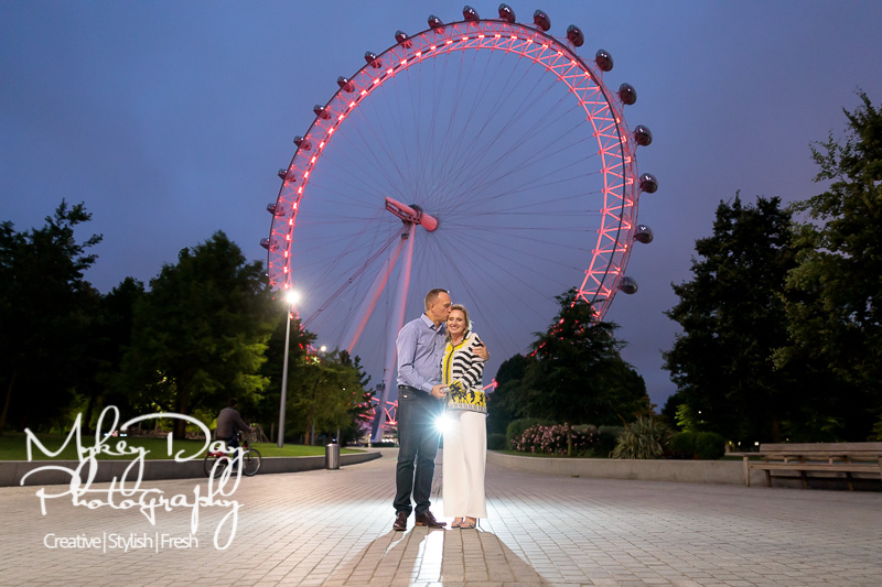 London-Engamement-Photography-London-Wedding-www.MykeyDay-Photography.com-58 London Eye & St. Paul's Engagement Photos - London Engagement Photography