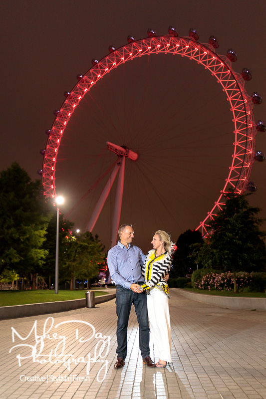 London-Engamement-Photography-London-Wedding-www.MykeyDay-Photography.com-70 London Eye & St. Paul's Engagement Photos - London Engagement Photography