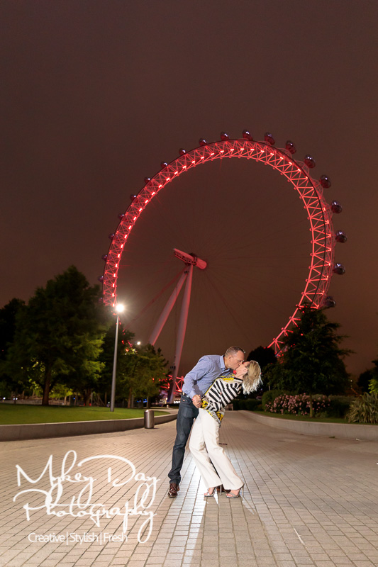 London-Engamement-Photography-London-Wedding-www.MykeyDay-Photography.com-75 London Eye & St. Paul's Engagement Photos - London Engagement Photography