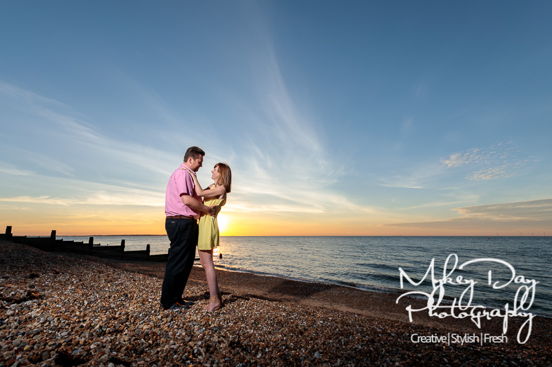 Whitstable-Sunset-Photography-Pre-Wedding-Photos-Hannah-James-Kent-Wedding-www.MykeyDay-Photography.com-101 Hannah & James Engagement Photos In Whitstable
