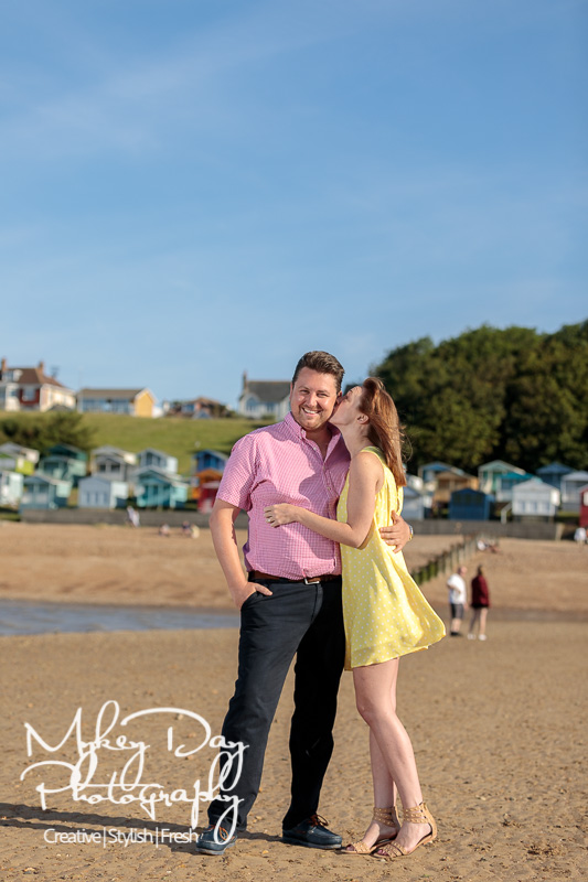 Whitstable-Sunset-Photography-Pre-Wedding-Photos-Hannah-James-Kent-Wedding-www.MykeyDay-Photography.com-11 Hannah & James Engagement Photos In Whitstable