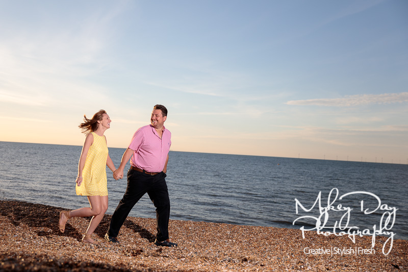 Whitstable-Sunset-Photography-Pre-Wedding-Photos-Hannah-James-Kent-Wedding-www.MykeyDay-Photography.com-76 Hannah & James Engagement Photos In Whitstable