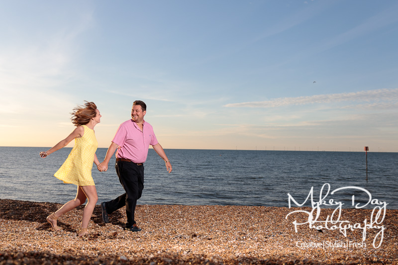 Whitstable-Sunset-Photography-Pre-Wedding-Photos-Hannah-James-Kent-Wedding-www.MykeyDay-Photography.com-78 Hannah & James Engagement Photos In Whitstable
