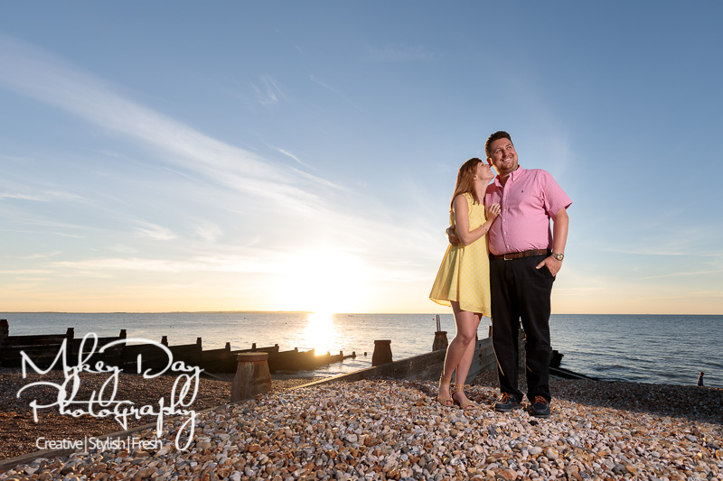 Whitstable-Sunset-Photography-Pre-Wedding-Photos-Hannah-James-Kent-Wedding-www.MykeyDay-Photography.com-86 Hannah & James Engagement Photos In Whitstable