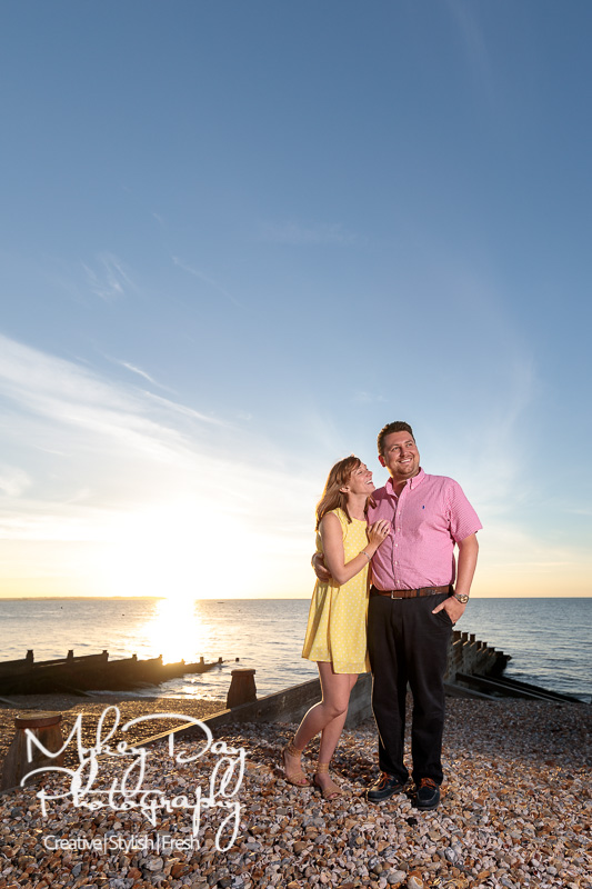 Whitstable-Sunset-Photography-Pre-Wedding-Photos-Hannah-James-Kent-Wedding-www.MykeyDay-Photography.com-87 Hannah & James Engagement Photos In Whitstable