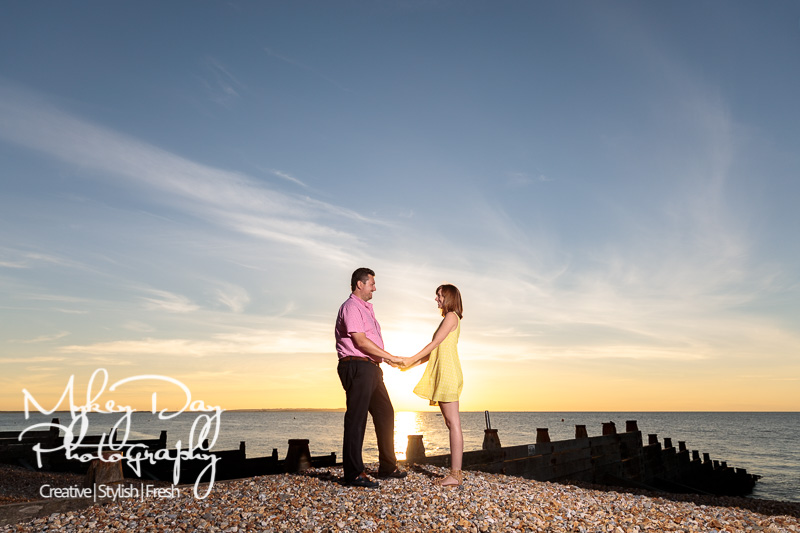 Whitstable-Sunset-Photography-Pre-Wedding-Photos-Hannah-James-Kent-Wedding-www.MykeyDay-Photography.com-88 Hannah & James Engagement Photos In Whitstable
