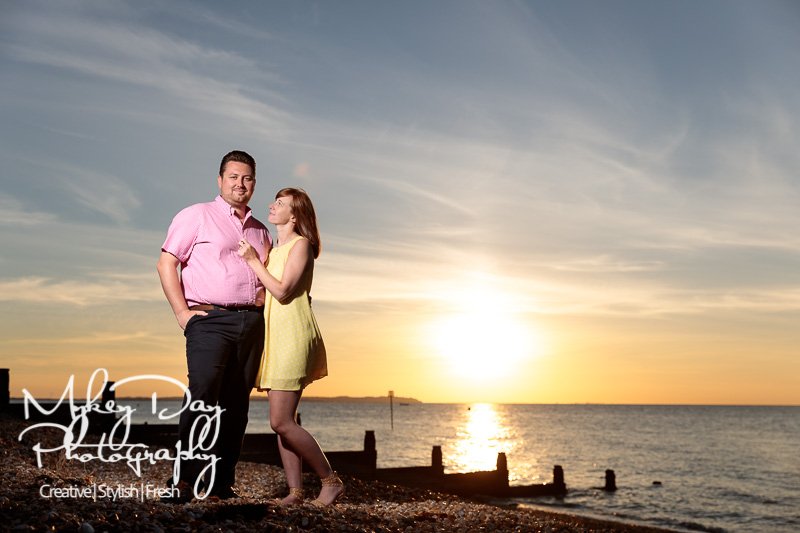 Whitstable-Sunset-Photography-Pre-Wedding-Photos-Hannah-James-Kent-Wedding-www.MykeyDay-Photography.com-91 Hannah & James Engagement Photos In Whitstable