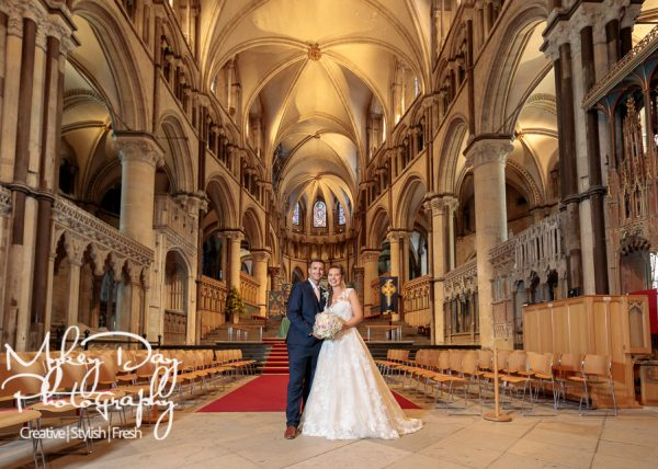 Canterbury Cathedral Wedding Photos