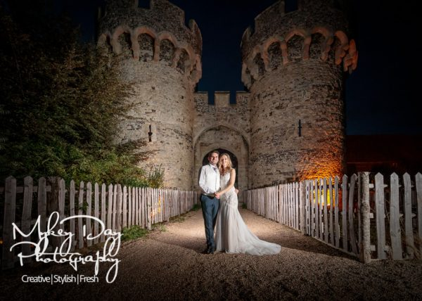 Cooling Castle Barn | Kent Wedding Photography