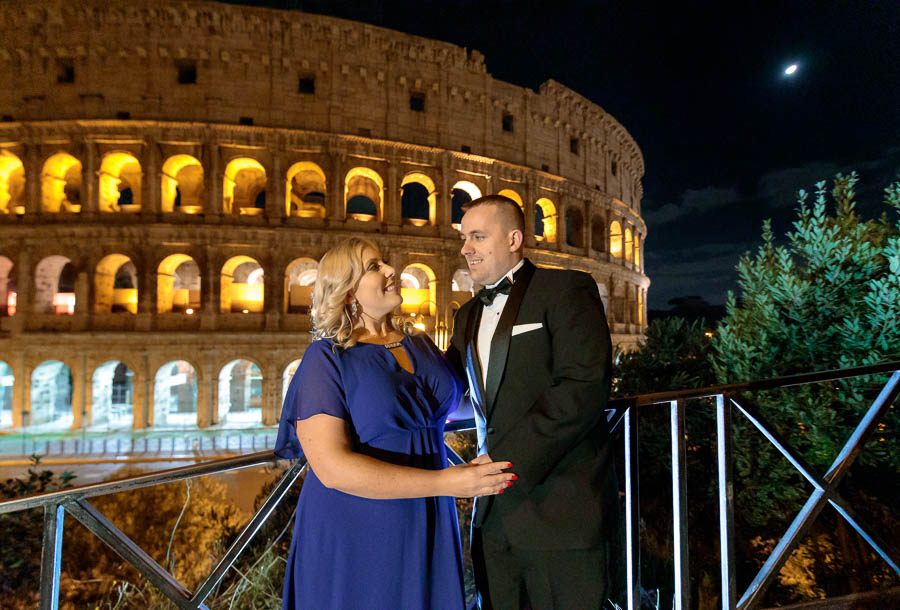2018-11-18-Amy-Jamie-Rome-www.MykeyDay-Photography.com-13 Amy & Jamie Pre-Wedding Photography in Rome