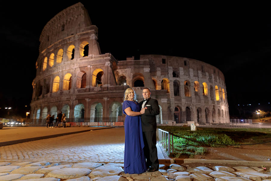 2018-11-18-Amy-Jamie-Rome-www.MykeyDay-Photography.com-17 Amy & Jamie Pre-Wedding Photography in Rome