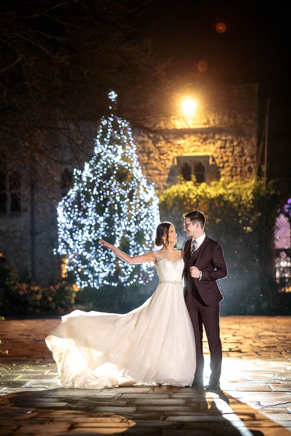 Lympne-Castle-Weddings-Wedding-Photography-Kent-Chelsea-Matt-www.MykeyDay-Photography.com-102 Lympne Castle Winter Wedding - Chelsea & Matt