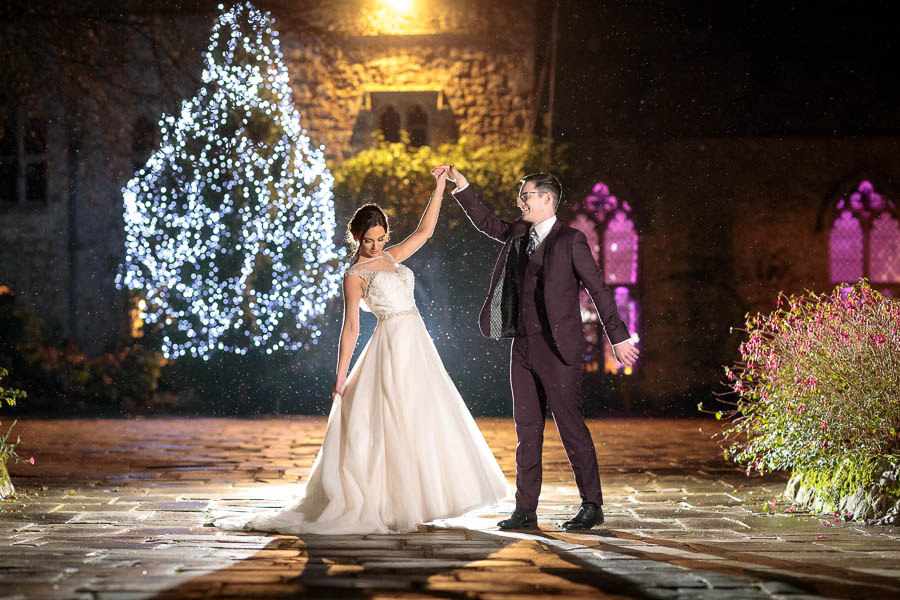 Lympne-Castle-Weddings-Wedding-Photography-Kent-Chelsea-Matt-www.MykeyDay-Photography.com-104 Lympne Castle Winter Wedding - Chelsea & Matt