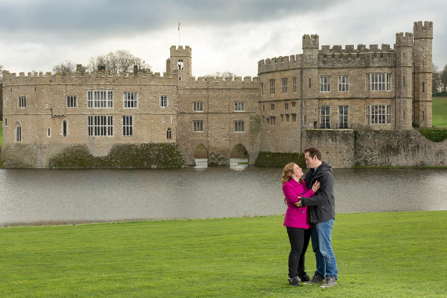 Leeds-Castle-Wedding-Photography-Kent-Wedding-Photographer-www.MykeyDay-Photography.com-4 Leeds Castle Pre-Wedding Engagement Photography