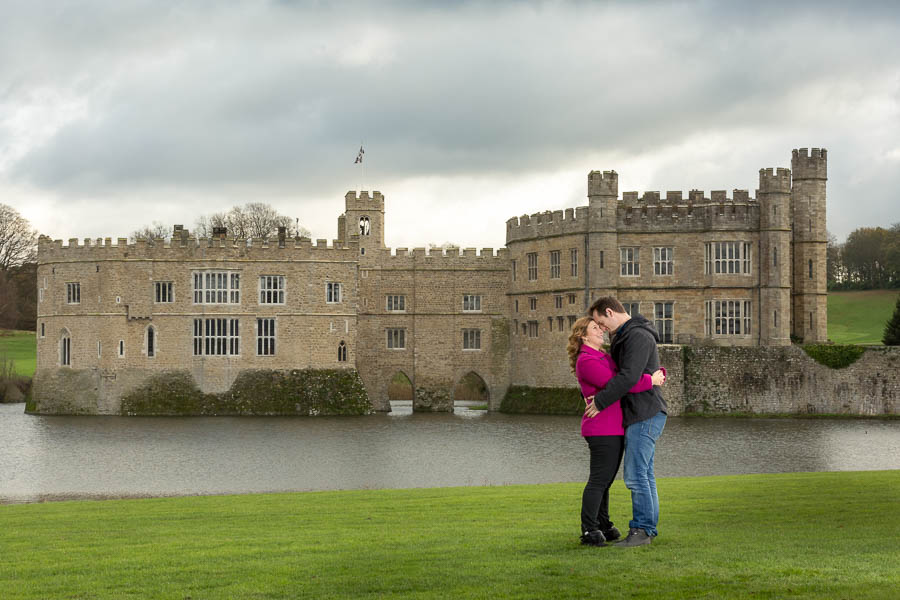 Leeds-Castle-Wedding-Photography-Kent-Wedding-Photographer-www.MykeyDay-Photography.com-5 Leeds Castle Pre-Wedding Engagement Photography