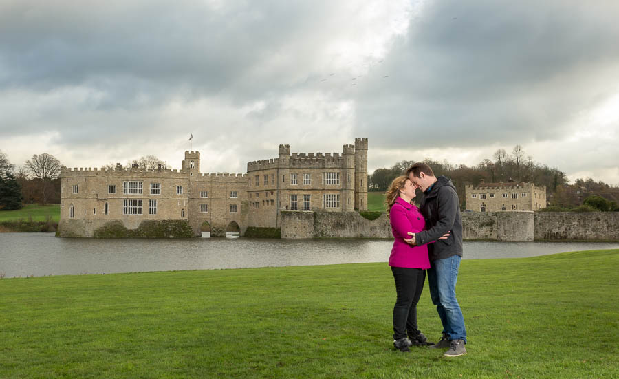 Leeds-Castle-Wedding-Photography-Kent-Wedding-Photographer-www.MykeyDay-Photography.com-6 Leeds Castle Pre-Wedding Engagement Photography