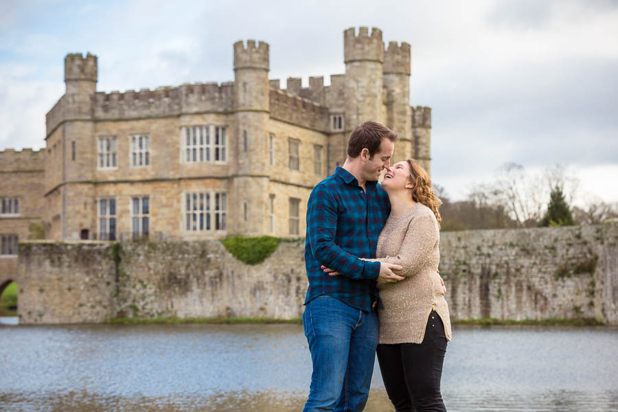 Leeds-Castle-Wedding-Photography-Kent-Wedding-Photographer-www.MykeyDay-Photography.com-8 Leeds Castle Pre-Wedding Engagement Photography