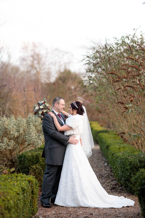 Secret-Gardens-Wedding-Photography-Kent-Nic-Michael-www.MykeyDay-Photography.com-51 Winter Wedding At The Secret Garden