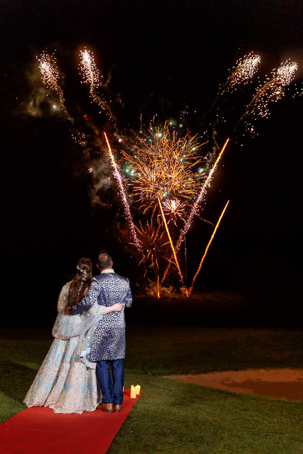 London-Wedding-Fireworks-and-Sparklers-Westerham-Wedding-Venue-Ressie-www.MykeyDay-Photography.com-119 London Wedding Photography at Westerham GC