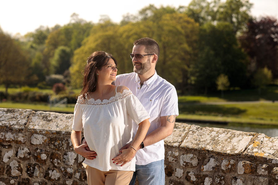 Leeds-Castle-Wedding-Photography-Denise-Paul-Engagement-Photos-www.MykeyDay-Photography.com-15 Leeds Castle Wedding Maidstone Engagement Photography