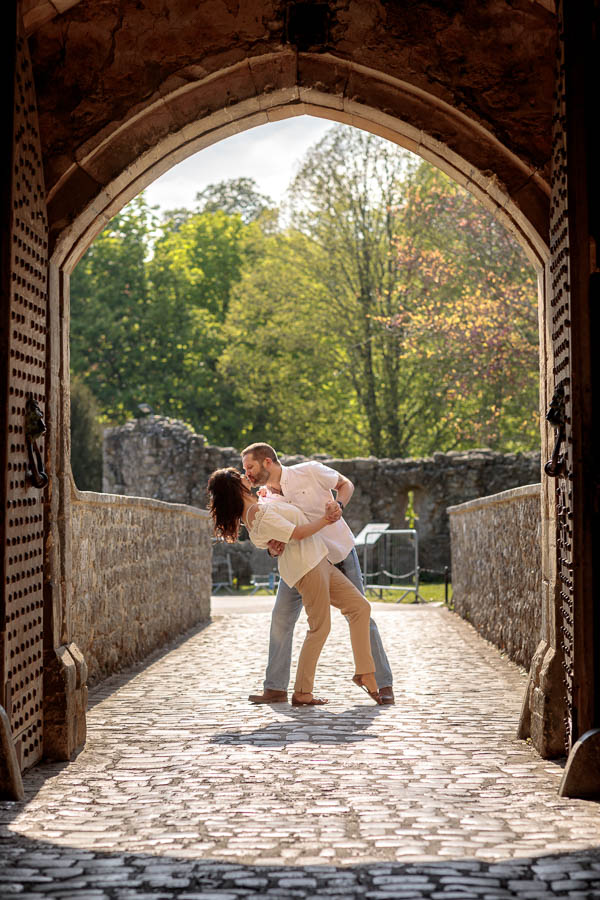 Leeds-Castle-Wedding-Photography-Denise-Paul-Engagement-Photos-www.MykeyDay-Photography.com-16 Leeds Castle Wedding Maidstone Engagement Photography