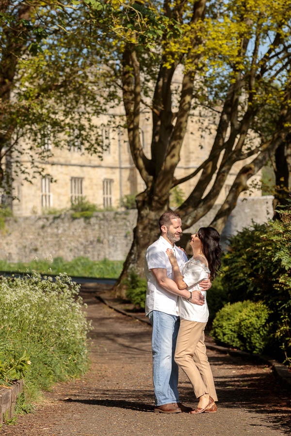 Leeds-Castle-Wedding-Photography-Denise-Paul-Engagement-Photos-www.MykeyDay-Photography.com-27 Leeds Castle Wedding Maidstone Engagement Photography