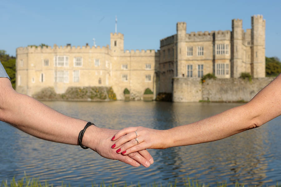 Leeds-Castle-Wedding-Photography-Denise-Paul-Engagement-Photos-www.MykeyDay-Photography.com-38 Leeds Castle Wedding Maidstone Engagement Photography