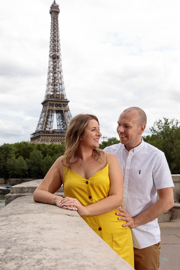 Paris-Pre-Wedding-Engagement-Photography-Louvre-Trocadero-Eiffel-Tower-Engagement-Photos-www.MykeyDay-Photography.com-11 Paris Pre Wedding Engagement Photography