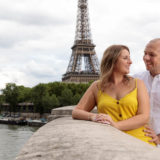 Paris Pre Wedding Engagement Photography | Louvre Trocadero Eiffel Tower Engagement Photos | www.MykeyDay-Photography.com-12