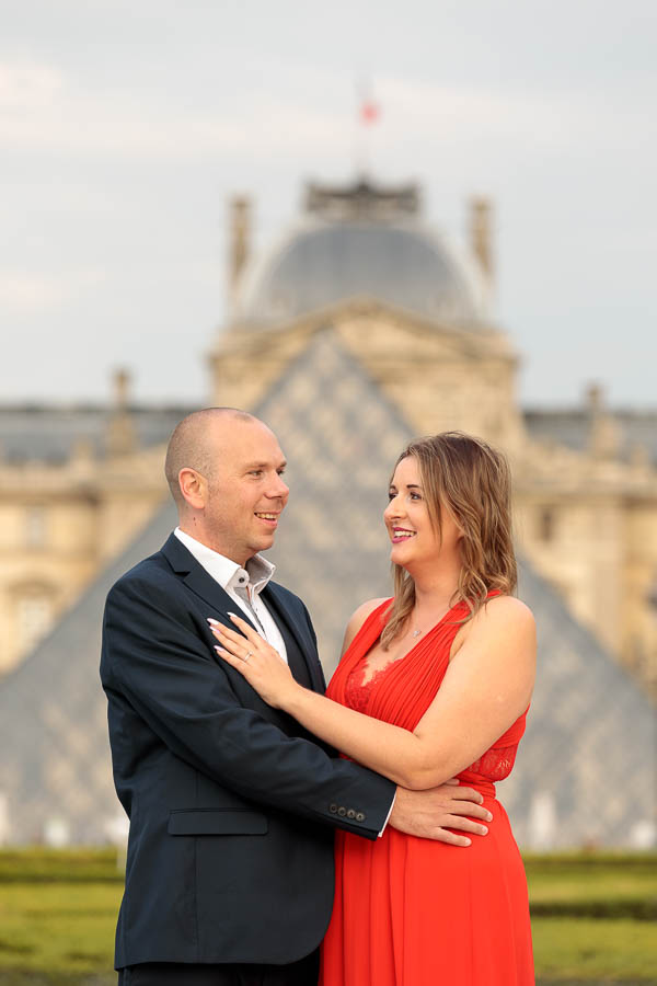 Paris-Pre-Wedding-Engagement-Photography-Louvre-Trocadero-Eiffel-Tower-Engagement-Photos-www.MykeyDay-Photography.com-16 Paris Pre Wedding Engagement Photography