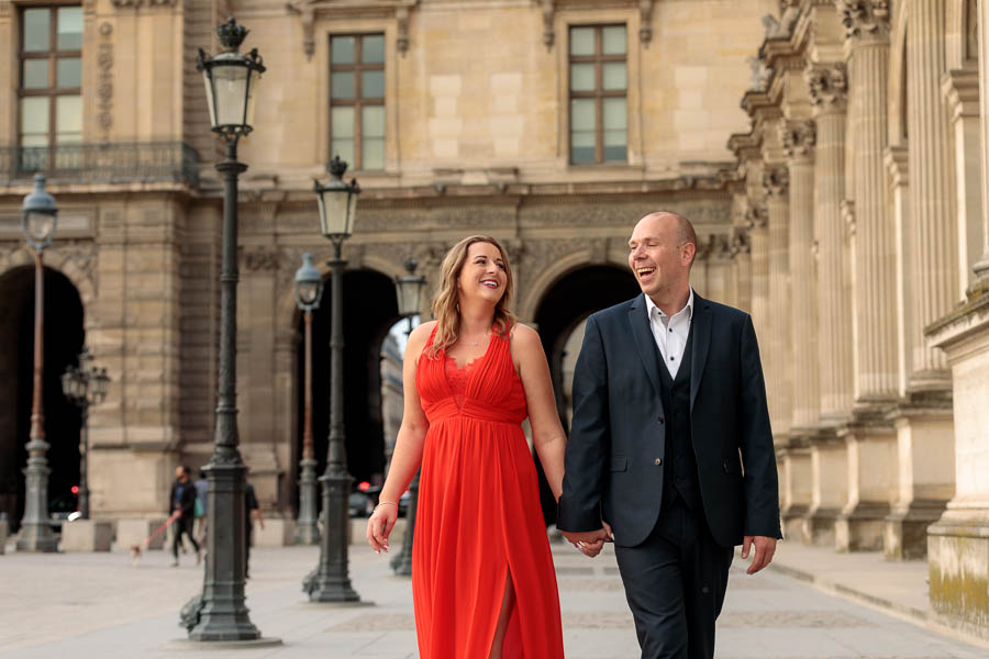 Paris-Pre-Wedding-Engagement-Photography-Louvre-Trocadero-Eiffel-Tower-Engagement-Photos-www.MykeyDay-Photography.com-21 Paris Pre Wedding Engagement Photography
