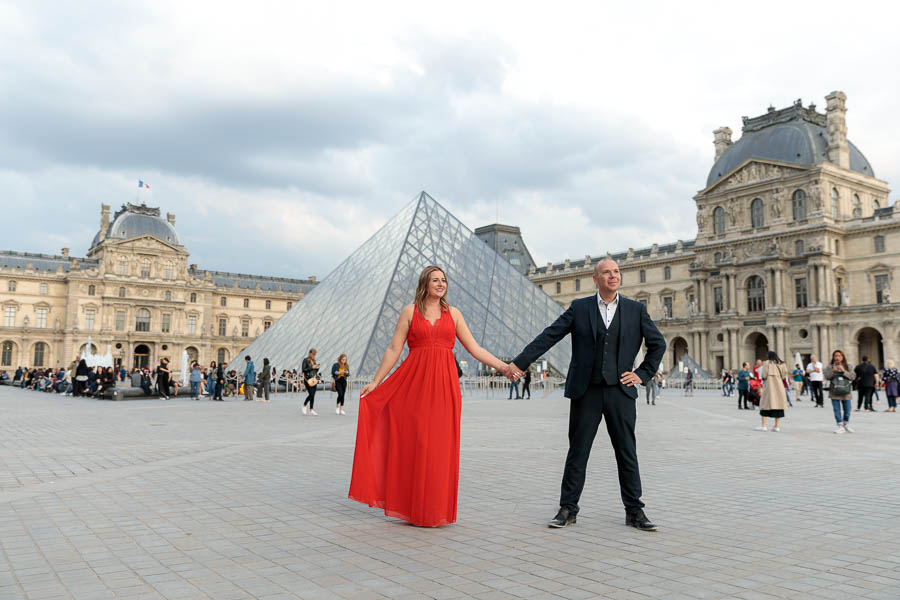 Paris-Pre-Wedding-Engagement-Photography-Louvre-Trocadero-Eiffel-Tower-Engagement-Photos-www.MykeyDay-Photography.com-24 Paris Pre Wedding Engagement Photography