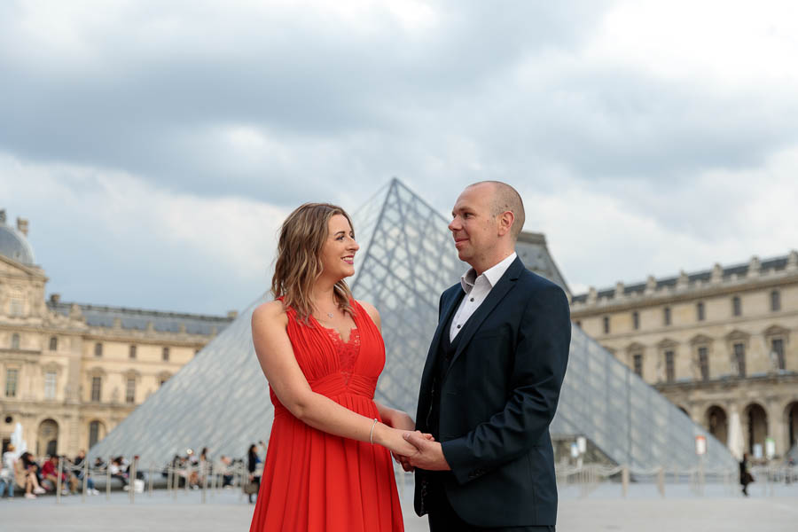 Paris-Pre-Wedding-Engagement-Photography-Louvre-Trocadero-Eiffel-Tower-Engagement-Photos-www.MykeyDay-Photography.com-26 Paris Pre Wedding Engagement Photography