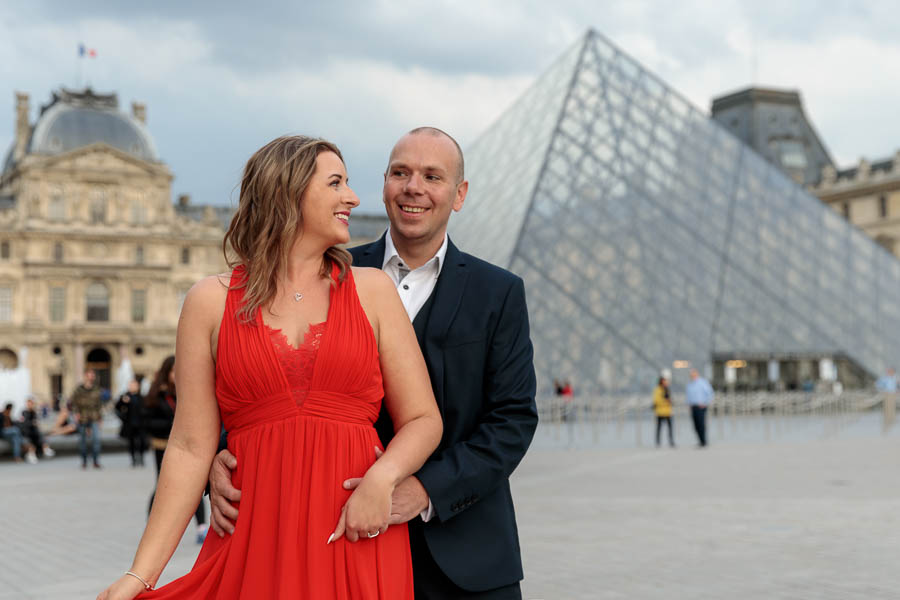 Paris-Pre-Wedding-Engagement-Photography-Louvre-Trocadero-Eiffel-Tower-Engagement-Photos-www.MykeyDay-Photography.com-27 Paris Pre Wedding Engagement Photography