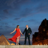 Paris Pre Wedding Engagement Photography | Louvre Trocadero Eiffel Tower Engagement Photos | www.MykeyDay-Photography.com-31