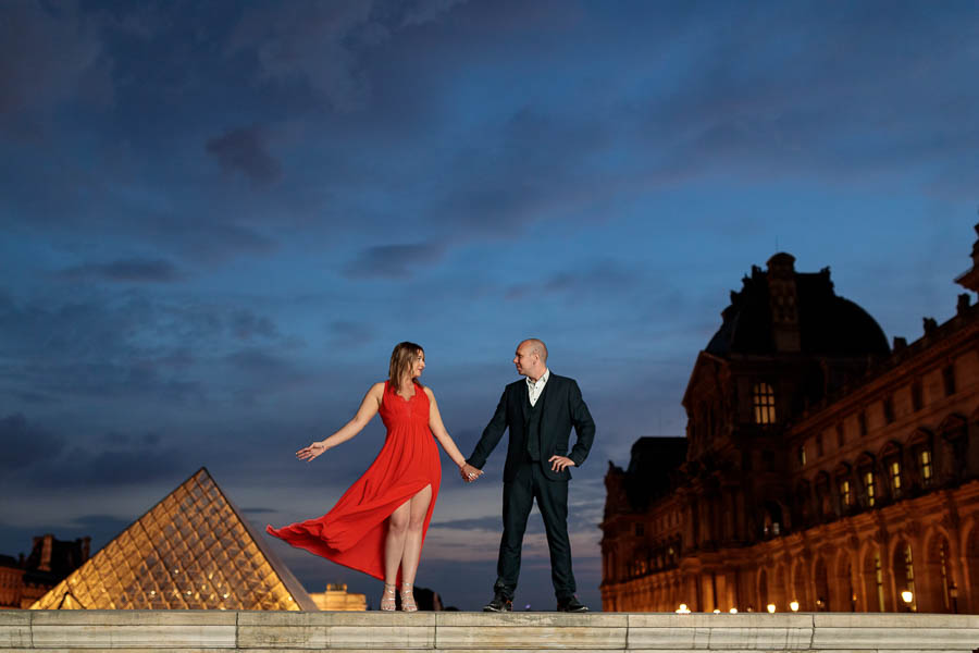 Paris-Pre-Wedding-Engagement-Photography-Louvre-Trocadero-Eiffel-Tower-Engagement-Photos-www.MykeyDay-Photography.com-31 Paris Pre Wedding Engagement Photography