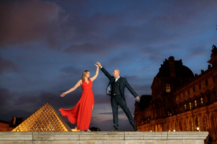 Paris-Pre-Wedding-Engagement-Photography-Louvre-Trocadero-Eiffel-Tower-Engagement-Photos-www.MykeyDay-Photography.com-32 Paris Pre Wedding Engagement Photography