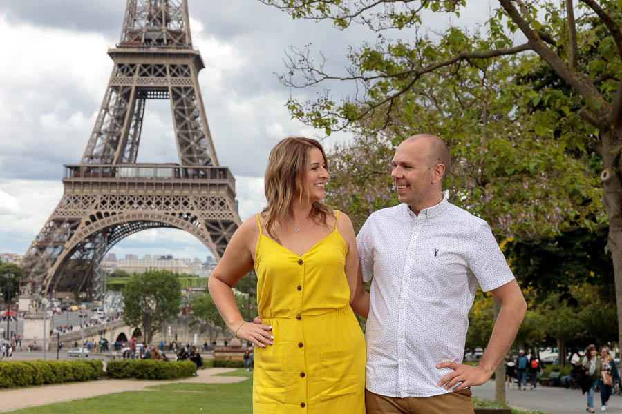 Paris-Pre-Wedding-Engagement-Photography-Louvre-Trocadero-Eiffel-Tower-Engagement-Photos-www.MykeyDay-Photography.com-6 Paris Pre Wedding Engagement Photography
