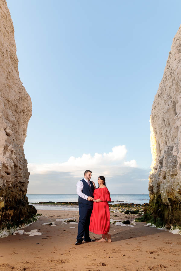 Botany-Bay-Wedding-Photos-Sammy-James-Engagement-www.MykeyDay-Photography.com-15 Botany Bay Pre-Wedding Engagement Photography | Sammy & James