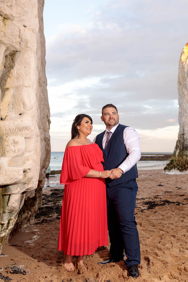 Botany-Bay-Wedding-Photos-Sammy-James-Engagement-www.MykeyDay-Photography.com-19 Botany Bay Pre-Wedding Engagement Photography | Sammy & James