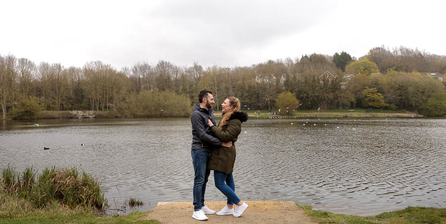 Esme-Steven-Pre-Wedding-Engagement-Photography-Kent-www.MykeyDay-Photography.com-10 Rainy Engagement Photos | London Wedding Photography | Esme & Steven
